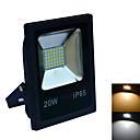 hesapli LED Yer Işıkları-6000-6500/3000-3200 lm LED Yer Işıkları 42 led SMD 2835 Su Geçirmez Sıcak Beyaz Serin Beyaz AC 220-240V