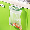 cheap Fruit & Vegetable Tools-Receive Bag Rack Can Wash The Kitchen Door Type Ambry Trash Can Support
