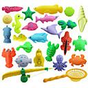 ieftine Ceasuri Bărbați-distractiv de sport în aer liber de învățare educație cadou de pescuit pentru copil copii copil timp de baie model de jucărie de pescuit