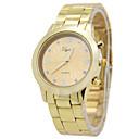 preiswerte Damenuhren-Damen Armbanduhr Schlussverkauf Legierung Band Charme / Modisch / Kleideruhr Mehrfarbig