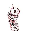 cheap Temporary Tattoos-Tattoo Stickers Temporary Tattoos Art Deco / Retro Waterproof / 3D Body Arts Face / Hand / Arm