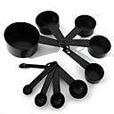 hesapli Mutfak Ölçüm ve Terazileri-Mutfak aletleri Plastik kaşık Sıvı için 1set