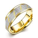 hesapli iPhone Kılıfları-Erkek Çift Yüzükleri / Band Yüzük / Bildiri Yüzüğü - Altın Kaplama Püskül, Bohem, Punk 7 / 8 / 9 Altın Uyumluluk Düğün / Parti / Günlük