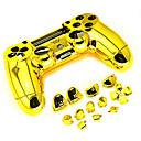 baratos Acessórios para PS4-DF-0066 Sem Fio Peças de reposição de controlador de jogo Para PS4 ,  Peças de reposição de controlador de jogo ABS 1 pcs unidade