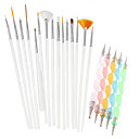 cheap Makeup & Nail Care-Acrylic Kit Nail Art Tool For Finger Nail Toe Nail Acrylic Brush Lovely nail art Manicure Pedicure Chic & Modern / Trendy
