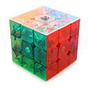 cheap Magic Cubes-Magic Cube IQ Cube YONG JUN 3*3*3 Smooth Speed Cube Magic Cube Puzzle Cube Professional Level Speed Competition Classic & Timeless Kid's Adults' Children's Toy Boys' Girls' Gift