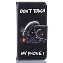 hesapli Galaxy S Serisi Kılıfları / Kapakları-Pouzdro Uyumluluk Samsung Galaxy Samsung Galaxy Kılıf Kart Tutucu Cüzdan Satandlı Flip Tam Kaplama Kılıf Karton Yumuşak PU Deri için J5