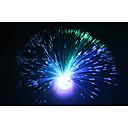 preiswerte Perlen & Perlenstickerei-schöne romantische Farbwechsel LED Fiber Optic Lampe kleine Licht Chrismas Party Dekoration Nachtlicht