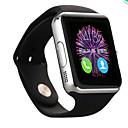 tanie Inteligentne zegarki-Inteligentny zegarek iOS / Android Ekran dotykowy / Krokomierze / Video Rejestrator aktywności fizycznej / Rejestrator snu / Budzik