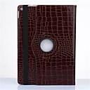 preiswerte Utensilien für Früchte & Gemüse-für Automatisches Schlafen/Aufwachen 360⁰ Fall Spezial Design Krokodilleder Muster PU-Leder iPad Mini 4