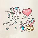 preiswerte Stickers für die Dekoration-Tiere / Cartoon Design / Worte & Zitate / Romantik / Stillleben / Mode / Feiertage / Landschaft / Formen / Fantasie Wand-Sticker