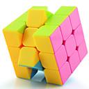 Χαμηλού Κόστους Είδη Ταχυδακτυλουργικής-ο κύβος του Ρούμπικ YONG JUN 3*3*3 Ομαλή Cube Ταχύτητα Μαγικοί κύβοι παζλ κύβος επαγγελματικό Επίπεδο Ταχύτητα Ανταγωνισμός Δώρο Κλασσικό