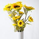 tanie Sztuczne kwiaty-Sztuczne Kwiaty 1 Gałąź Pasterski Styl Inne Bukiety na stół