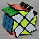 hesapli Makyaj ve Tırnak Bakımı-Sihirli küp IQ Cube YONG JUN Alien 3*3*3 Pürüzsüz Hız Küp Oyuncak Arabalar Sihirli Küpler bulmaca küp profesyonel Seviye Hız Klasik & Zamansız Çocuklar için Yetişkin Oyuncaklar Genç Erkek Genç Kız