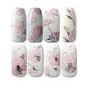 ieftine Machiaj & Îngrijire Unghii-1 pcs Bijuterie unghii nail art pedichiura si manichiura Floare / Clasic / Nuntă Zilnic / Unghiul de bijuterii