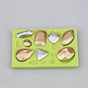 preiswerte Backzubehör & Geräte-Backwerkzeuge Silikon Umweltfreundlich / nicht-haftend / Neuankömmling Kuchen / Plätzchen / Cupcake Kuchenformen