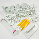 cheap Baking Tools & Gadgets-Bakeware tools ABS Cake Decorating / Baking Tool / Fashion For Cake / For Cookie / For Cupcake Pastry Tool