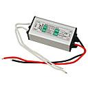 ieftine Benzi Lumină LED-12-24 V Rezistent la apă Aluminiu Sursă de energie LED 10 W