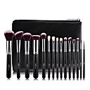 cheap Makeup & Nail Care-15pcs Makeup Brushes Professional Blush Brush Eyeshadow Brush Makeup Brush Set Powder Brush Artificial Fibre Brush Professional / Full Coverage Wood