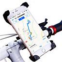 hesapli AC Adaptör ve Güç Kabloları-Bisiklet İçin Telefon Montaj Aparatı Eğlence Bisikletçiliği / Bisiklete biniciliği / Bisiklet / Sabit Vitesli Bisiklet Ultra Hafif (UL) / Ayarlanabilir Plastik - Siyah / Şeftali