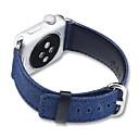 tanie Wystrój domu-Watch Band na Apple Watch Series 3 / 2 / 1 Apple Klasyczna klamra Skóra Opaska na nadgarstek