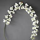 رخيصةأون المكياج & العناية بالأظافر-زهور اصطناعية 1 فرع أسلوب بسيط الأوركيد / السحلبية أزهار الطاولة
