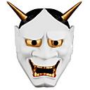 preiswerte Innendekoration-tokyo ghoul japanese horror furchtsames geist prajna hannya ghost maske halloween maskerade cosplay maske partei kostüm stütze