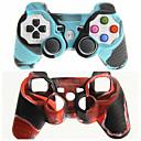 hesapli PS3 Aksesuarları-Oyun Kontrolörü Kasa Koruyucu Uyumluluk Sony PS3 ,  Yenilikçi Oyun Kontrolörü Kasa Koruyucu Silikon 1 pcs birim