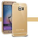preiswerte iPhone Hüllen-Hülle Für Samsung Galaxy Samsung Galaxy Hülle Beschichtung / Spiegel Rückseite Solide PC für S7 edge / S7 / S6 edge plus