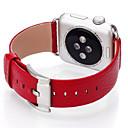 hesapli iPhone SE/5s/5c/5 İçin Ekran Koruyucular-Watch Band için Apple Watch Series 3 / 2 / 1 Apple Klasik Toka Deri Bilek Askısı
