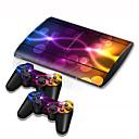 levne PS3 příslušenství-B-SKIN B-SKIN Nálepka Pro Sony PS3 ,  Zábavné Nálepka Vinyl 1 pcs jednotka