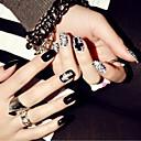 tanie Makijaż i pielęgnacja paznokci-Sztuka zdobienia paznokci Klasyczny Wysoka jakość Codzienny Nail Art Design