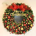 levne Výzdoba domácnosti-Holiday Decorations Prázdniny a přání Girlandy Párty / Vánoce 1 / 2 1ks