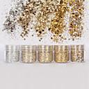 ieftine Machiaj & Îngrijire Unghii-1 pcs Glitter & Poudre / Paiete Glitters / Clasic Zilnic