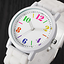 Buy relogio feminino fashion Digital Watch women Colour Jelly color silicone sport Wrist watch