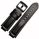 hesapli Kolyeler-Watch Band için Vivoactive HR Garmin Spor Bantları Metal Deri Kauçuk Bilek Askısı