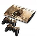 hesapli PS4 Aksesuarları-B-SKIN B-SKIN Çıkarmalar Uyumluluk Sony PS3 ,  Yenilikçi Çıkarmalar Vinil 1 pcs birim