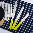 tanie Przybory i akcesoria do gotowania-Narzędzia do pieczenia Metal Święta / Urodziny / Sylwester Chleb / Tort / Pizza Pieczenie i cukiernicze Szpatułki 3szt