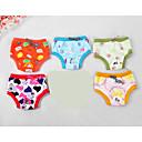 hesapli Köpek Giyim ve Aksesuarları-Köpek Pantolonlar Köpek Giyimi Karton Gökküşağı Peluş Kumaş Kostüm Evcil hayvanlar için Yaz Kadın's Günlük / Sade
