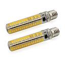 رخيصةأون مصابيح ذكية LED-2pcs 5W 240lm E17 أضواء LED Bi Pin أنبوب 136 الخرز LED SMD 5730 أبيض دافئ أبيض كول 110-130V