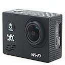 preiswerte Rucksäcke & Taschen-SJ4K Action Kamera / Sport-Kamera 20MP 4608 x 3456 WiFi Verstellbar Kabellos Weitwinkel 30fps nein ± 2 EV nein CMOS 32 GB H.264