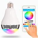 hesapli Akıllı Ev-RGB Kablosuz Others Wireless Bluetooth 4, colorful dimming LED lights Fildişi