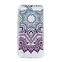 cheap iPod Cases/Covers-Case For iTouch 5/6 Transparent Pattern Back Cover TPU Soft