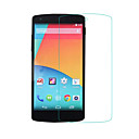 hesapli LG İçin Ekran Koruyucuları-Ekran Koruyucu için LG LG Nexus 5 PET 1 parça Ultra İnce
