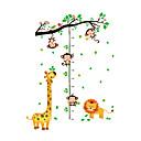 preiswerte Wanddekoration-Tiere Mode Botanisch Wand-Sticker Flugzeug-Wand Sticker Dekorative Wand Sticker Sticker zum Maßnehmen, Vinyl Haus Dekoration Wandtattoo