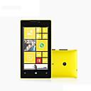preiswerte Nokia Bildschirm-Schutzfolien-Displayschutzfolie Nokia für Nokia Lumia 520 PET 3 Stücke Ultra dünn