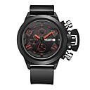 Недорогие Мужские часы-MEGIR Муж. Спортивные часы Армейские часы Наручные часы Кварцевый Цифровой 30 m Защита от влаги Календарь Секундомер силиконовый Группа Аналоговый Кулоны На каждый день Мода Нарядные часы