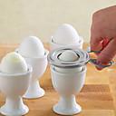 hesapli Mutfak Araçları-Mutfak aletleri Paslanmaz Çelik Yaratıcı Mutfak Gadget makasla kesmek Yumurta için 1pc