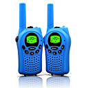 cheap Walkie Talkies-T668462 Handheld Low Battery Warning / Power Saving Function / VOX 3KM-5KM 3KM-5KM 22 0.5 W Walkie Talkie Two Way Radio