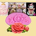 hesapli Fırın Araçları ve Gereçleri-Bakeware araçları Silikon Düğün / Doğum Dünü / Sevgililer Günü Ekmek / Kek / Kurabiye Pişirme Kalıp